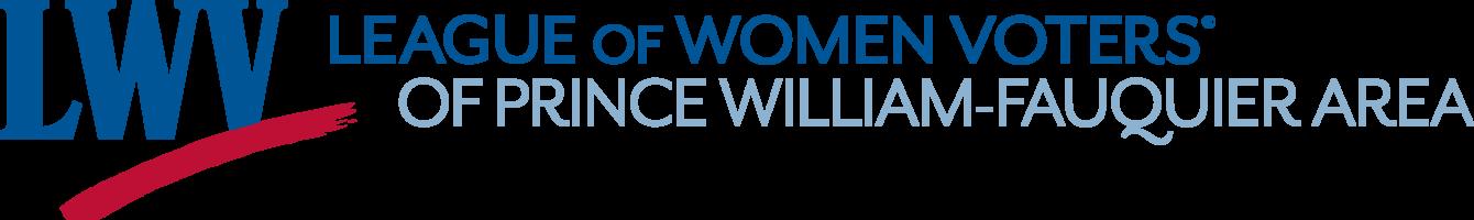Prince William – Fauquier Area League of Women Voters